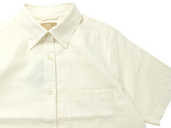 ナイジェルケーボン(NIGEL CABOURN WOMAN)のブリティッシュオフィサーズシャツショートスリーブ